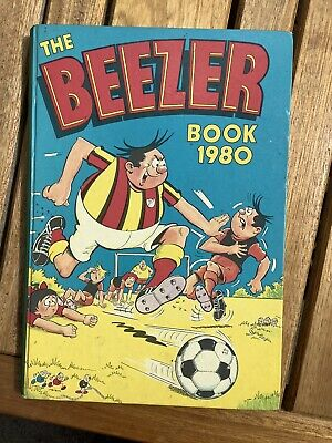 The Beezer Book 1980 Annual - Rare & Collectable • 0.99£
