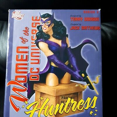 Women Of DC Universe Huntress Bust - Limited Edition - Slight Damage  • 19.99£
