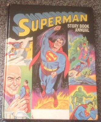 1968 Superman Story Book Annual  • 14.99£