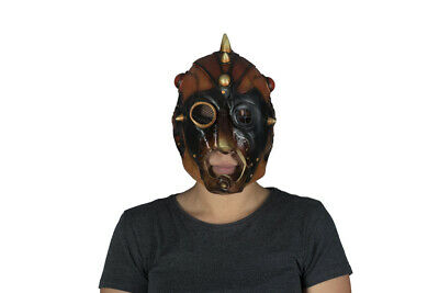 Steampunk Latexmaske • 14.28£