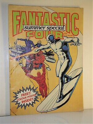 Fantastic Four Summer Special - 1982 • 7.99£
