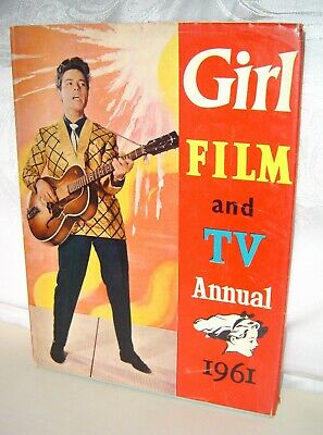 Girl Film & TV Annual 1961 • 6.99£