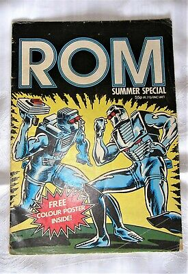 Rom Comic – Summer Special 1982 • 9.99£