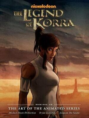 Legend Of Korra, The: The Art Of The Animated S... 9781506721897 | Pre Order • 26.95£