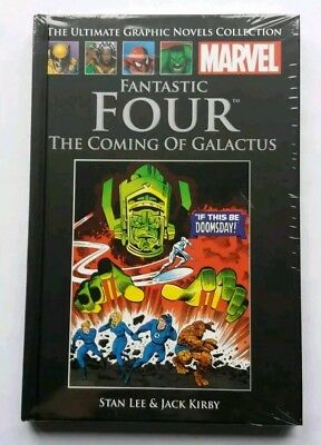 MARVEL Ultimate Graphic Novel : FANTASTIC FOUR : THE COMING OF GALACTUS  NEW  • 3.85£
