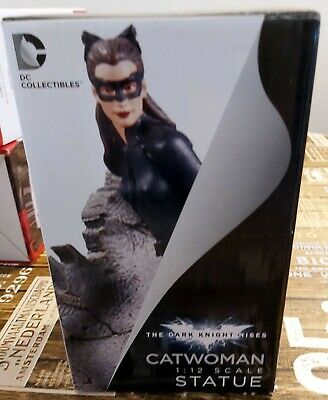 Dc Collectables Dark Knight Rises Catwoman 1: 12 Scale Statue • 69.99£
