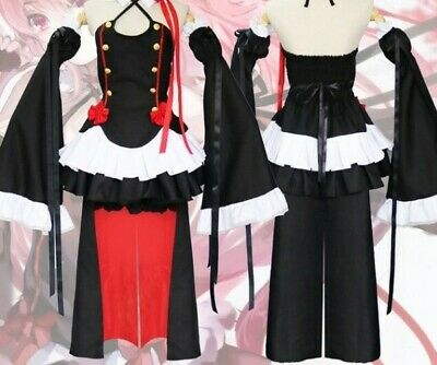 Cosplay Krull Tepes Kostüm (Size L) Owari No Seraph Of The End Anime Manga  • 19.64£