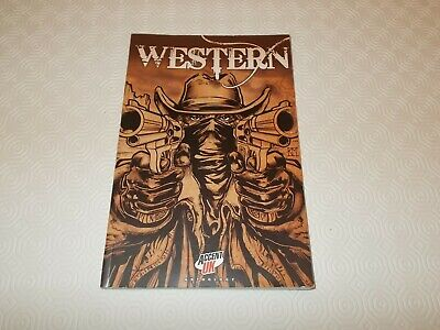 Accent UK  Comic Graphic Western Anthology  • 2.99£