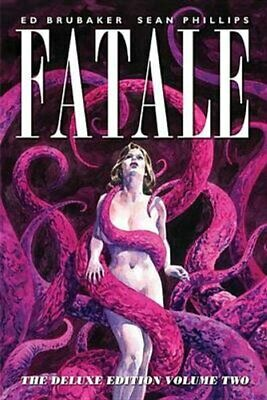 Fatale Deluxe Edition Volume 2 By Ed Brubaker 9781632155030 | Brand New • 29.72£