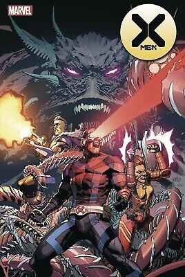 X-MEN #2 DX (2019) - First High Summoner First Print BAGGED & BOARDED • 6.95£