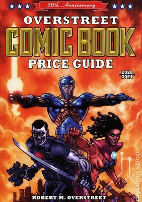 Overstreet Price Guide #50BS VF 2020 Stock Image • 14.48£