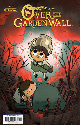 OVER THE GARDEN WALL (2016) #1 New Bagged • 9.99£