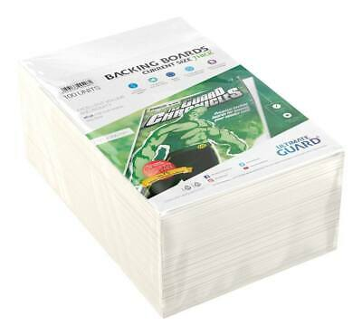 Ultimate Guard Comic Backing Boards Thick Current Size (100) • 17.32£