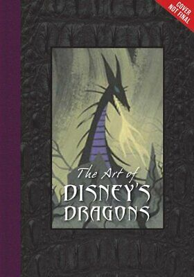 The Art Of Disney's Dragons By Tom Bancroft 9781484747162 | Brand New • 17.33£