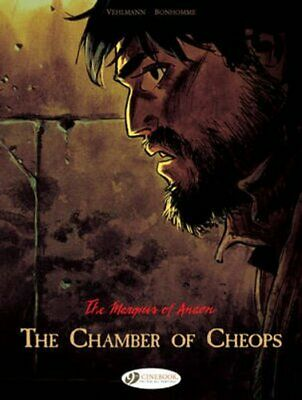 Marquis Of Anaon The Vol. 5: The Chamber Of Cheops 9781849182959 | Brand New • 6.90£