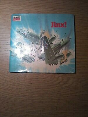 Vintage Action Man Mini Story Book  Jinx!  (1978) • 1.70£