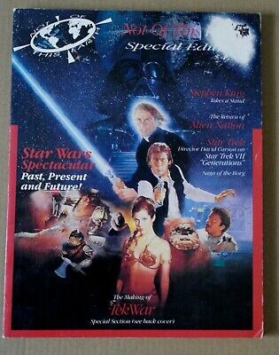 Not Of This World Special Edition Includes Tek War Special • 9£
