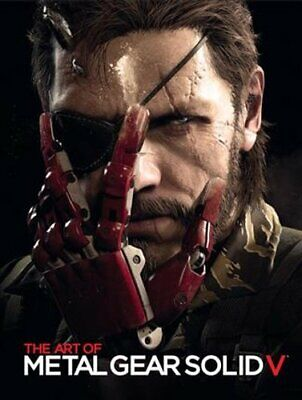 The Art Of Metal Gear Solid V By Konami 9781506701103 | Brand New • 21.36£