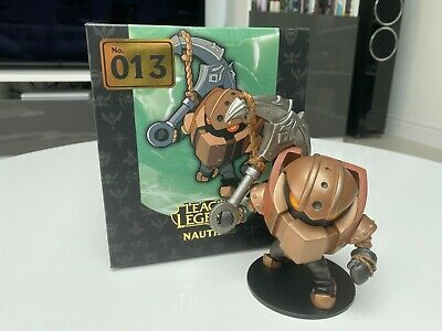Nautilus League Of Legends Figure LoL • 25£