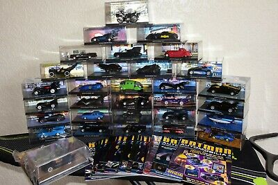 Eaglemoss Batman Car Collection With Magazines • 60£