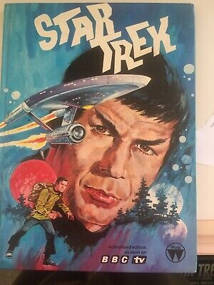 Vintage Star Trek Annual. BBC/World 70s • 4.99£