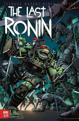 Tmnt The Last Ronin #2 (of 5) Preorder 16/12/2020 • 8.95£