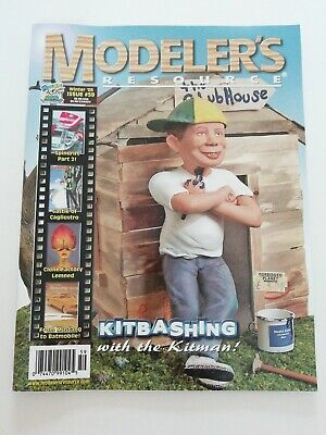 Modelers Resource Issue 59 Rare • 4.95£