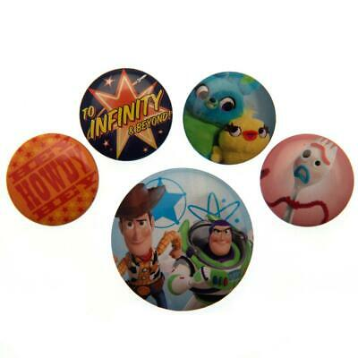 Kids Childrens Adults Toy Story 4 Assorted Button Badge Set • 2.99£