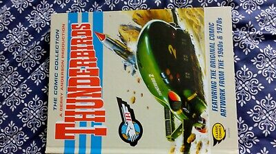 Thunderbirds The Comic Collection • 20£