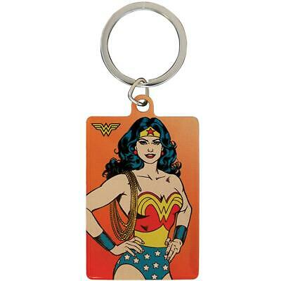 DC Comics Metal Keyring Wonder Woman • 3.99£
