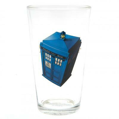 Doctor Who Large Glass • 7.99£
