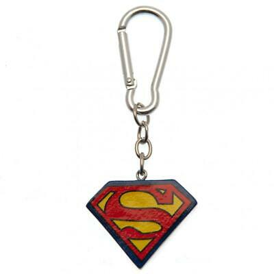Superman 3D Polyresin Keyring • 7.99£