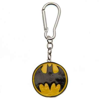Batman 3D Polyresin Keyring | OFFICIAL • 7.75£