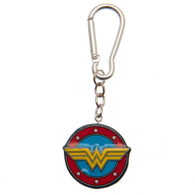 Wonder Woman 3D Polyresin Keyring | OFFICIAL • 7.75£