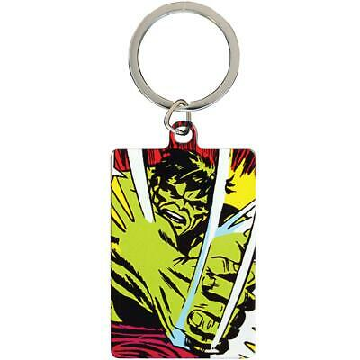 Marvel Comics Metal Keyring Hulk • 4.99£