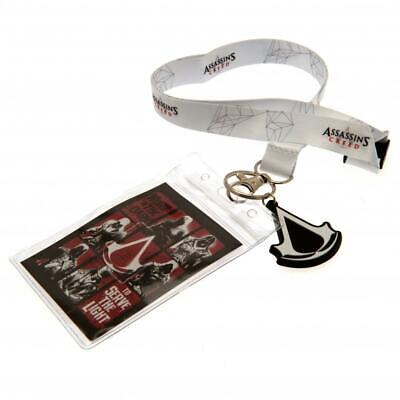 Assassins Creed Lanyard & Keyring Set • 7.97£
