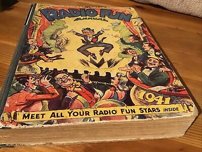 Radio Fun Annual 1941 • 4£