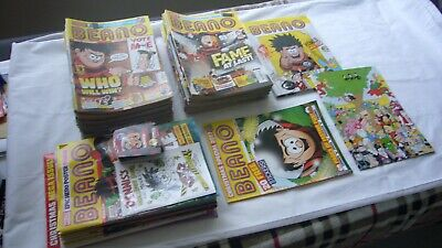 Individual Beano Comics, Issue 3888(10.06.2017) To Issue 4068(12.01.2021) • 2.50£