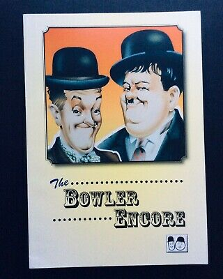 Lauren & Hardy The Bowler Encore - Sons Of The Desert 37th UK Convention Book EX • 4£