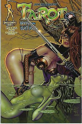 Tarot Witch Of The Black Rose #126 Cover A - Broadsword - Presale 24/02/21 • 3.50£