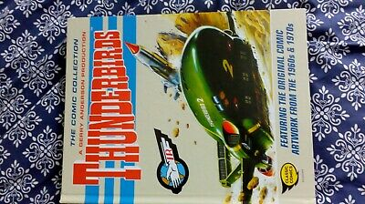 Thunderbirds The Comic Collection • 17.50£