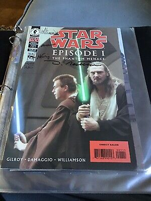 Star Wars Signed Comic  • 30£