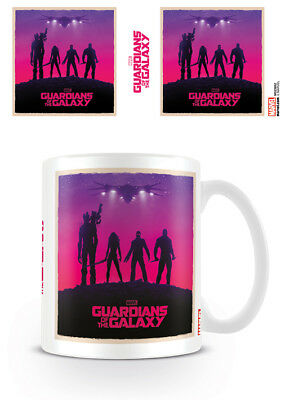 Officially Licensed Marvel Guardians Of The Galaxy Ship Mug Tea Coffee Cup • 8.99£