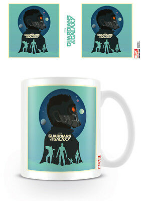 Officially Licensed Marvel Guardians Of The Galaxy Star Lord Mug Tea Coffee Cup • 8.99£