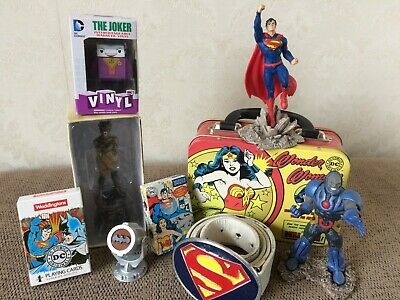 DC Comics Memorabilia Job Lot • 49.99£