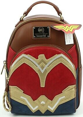 Loungefly DC Comics Wonder Woman Mini Backpack • 57.80£