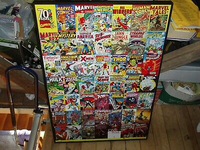 Large Marvel Comics Picture For Wall • 10£