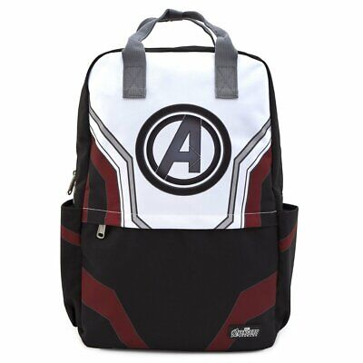 Loungefly Marvel Avengers Nylon Backpack Bag Rucksack • 53.89£