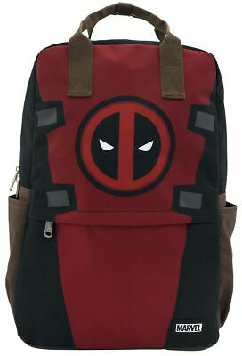 Loungefly Nylon Deadpool Backpack Bag Rucksack • 59.90£