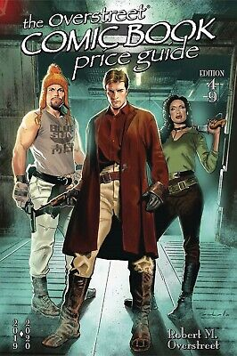 OVERSTREET 2019 2020 COMIC BOOK PRICE GUIDE #49 SOFTCOVER Firefly CVR SC • 22.97£